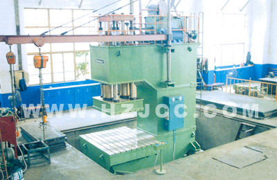 Single-Column Hydraulic Press (2.5~500t)