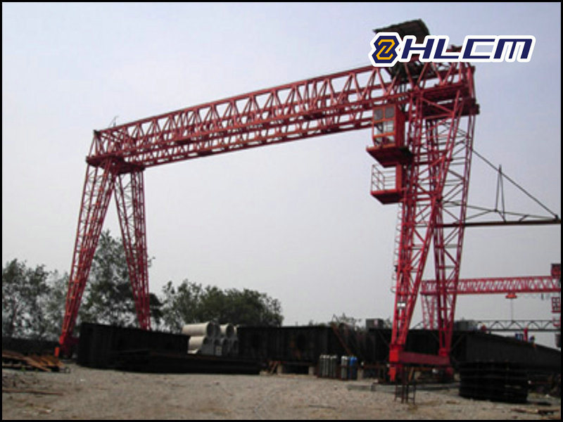 General Gantry Crane with SGS (HLCM-4)