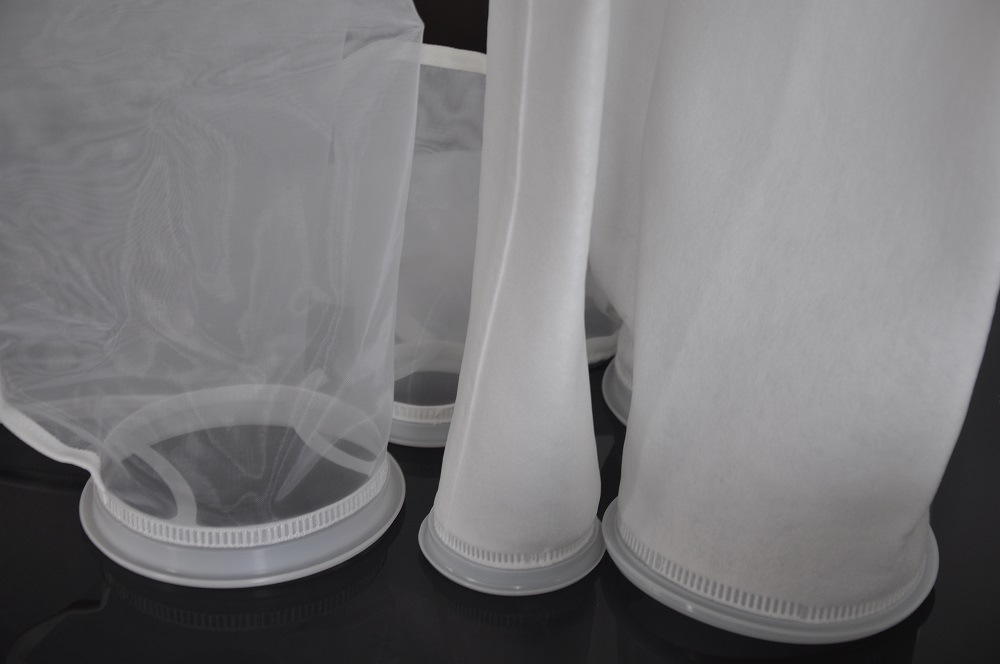 Monofilament Nylon Mesh Filter Bags for Diesel Filtration
