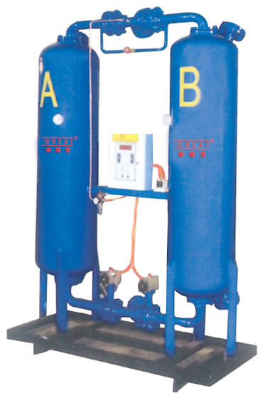 Heatless (heat) Regeneration Adsorption Air Dryer (TKW(R)-20)