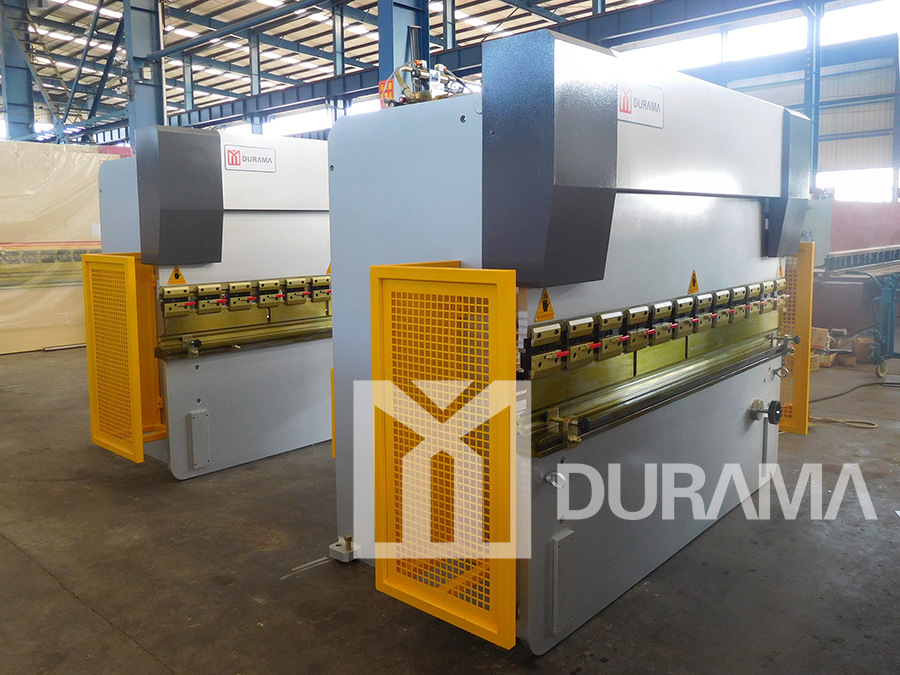 Hydraulic Press Brake, Folding Machine, Bending Machine with Estun E21 Nc