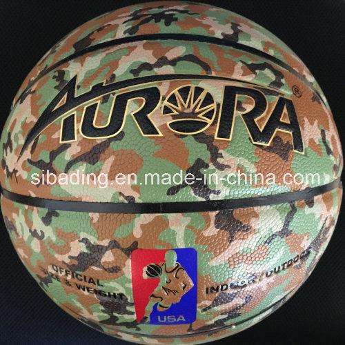 PU Leather Laminated Basketball