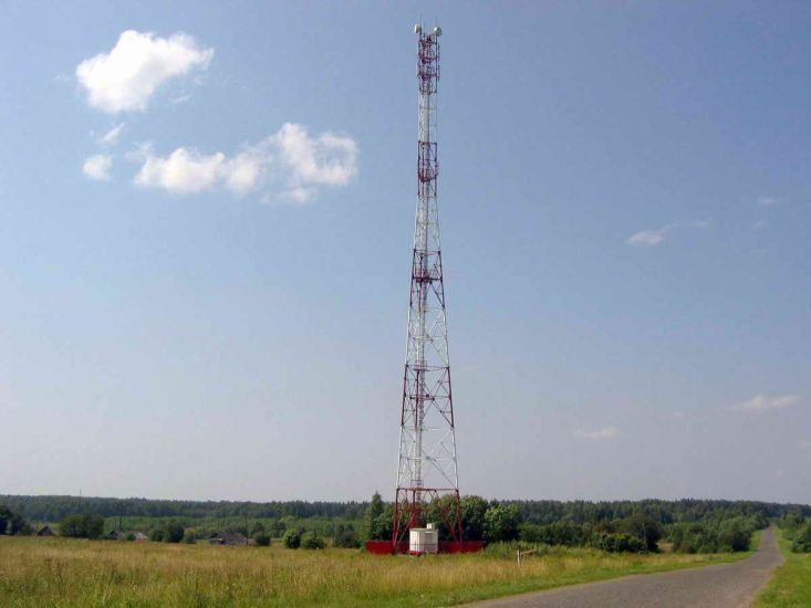 Steel Telecommunicate Tower --- Lattice