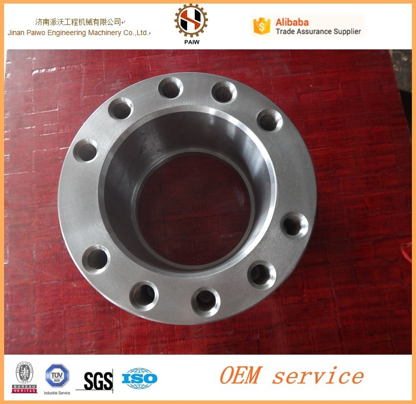 Customized Forged Precision and High Quality Steel Flange