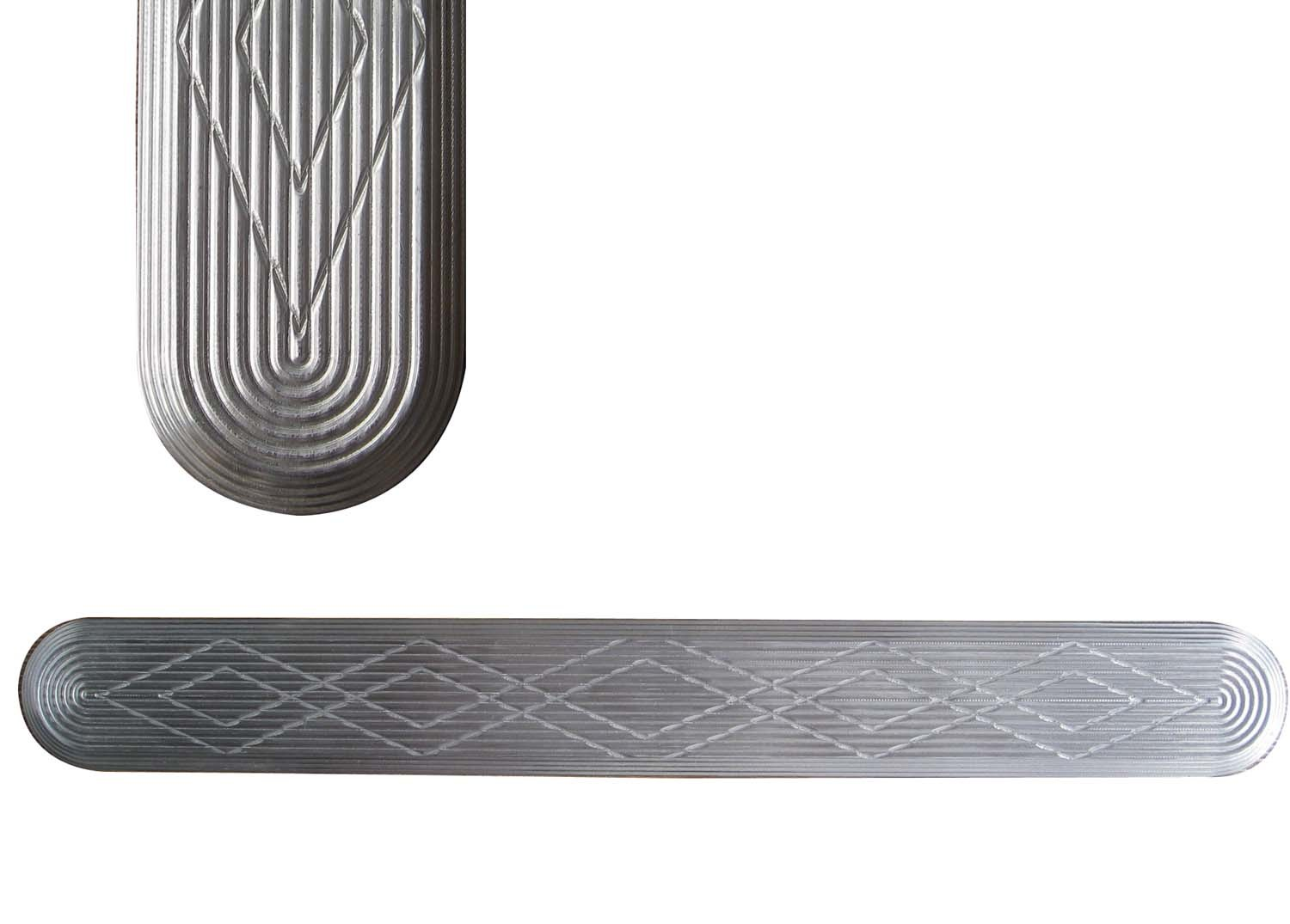 Stainless Steel Tactile Indicator Bar (XC-MDT5001)