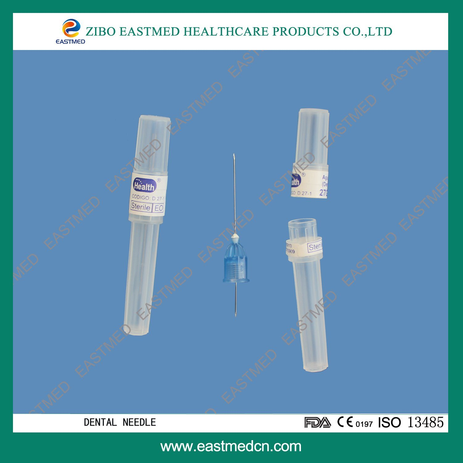 27g/30g Disposable Dental Needle