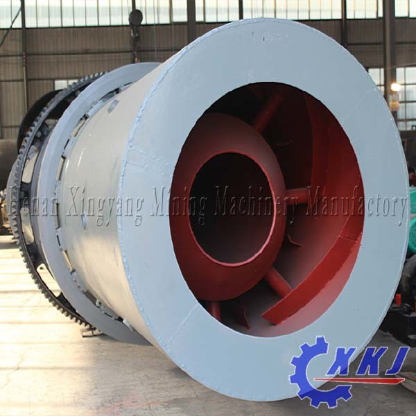 High Quality Rotary Dryer for Sand