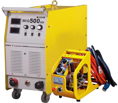 Inverter MIG/MMA Welding Machine MIG500I