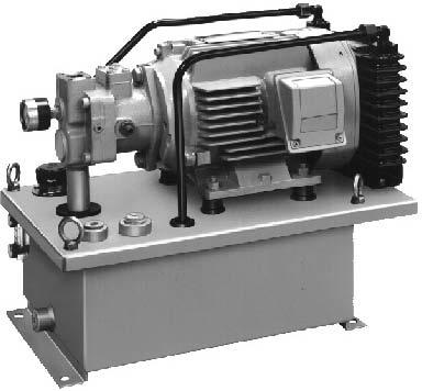Hydraulic Power Pack in Hydraulic Parts