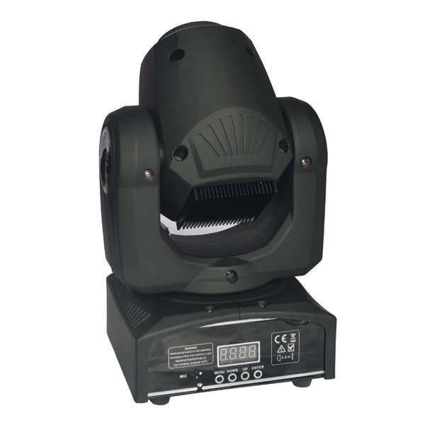 60W Compact Mini Spot Gobo LED Moving Head Stage Light