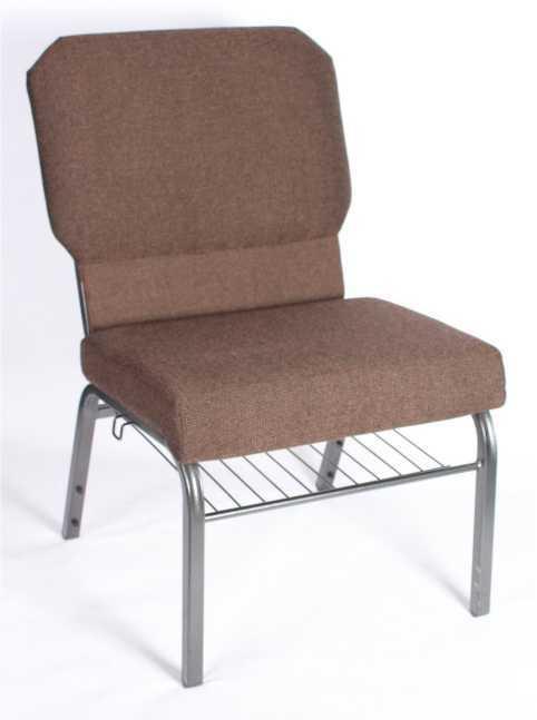 """21"""" Wide Church Chair"""