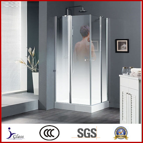Shower Room Glass for Hotels