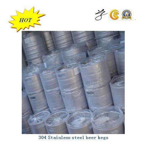30L 304 Stainless Steel Beer Keg with Best Quality