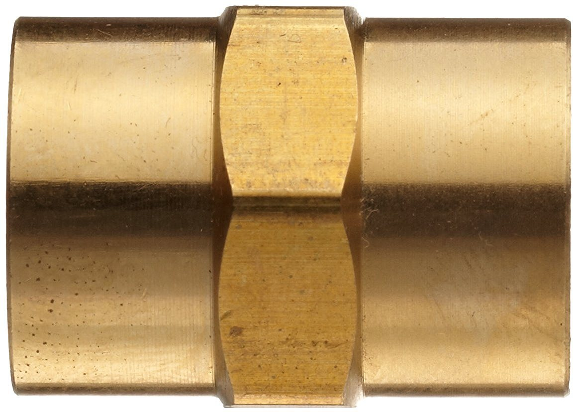 Brass Pipe Fitting and Coupling