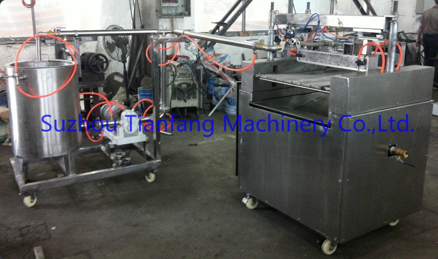 Chocolate Decorating Machine