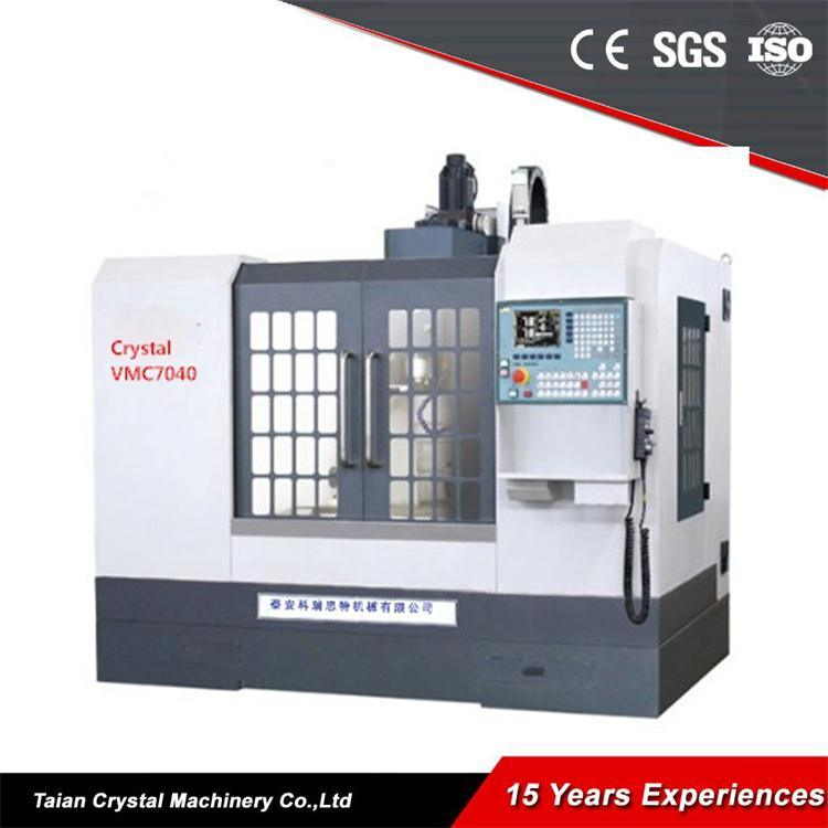 3 Axis CNC Machine Mini Milling Machinery Vmc7040