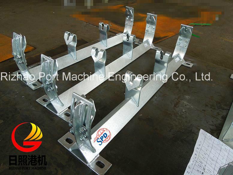 SPD Idler/Roller Frame, Onveyor Frame, Steel Bracket