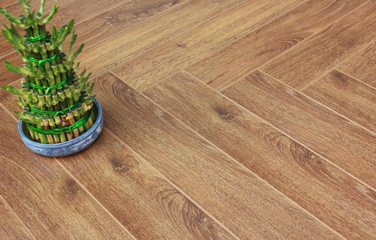 Herringbone Laminate Flooring 816