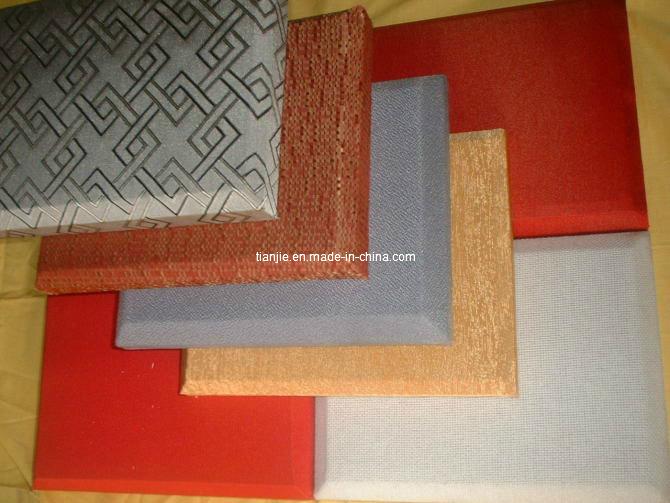 Fiberglass Absorption Panel : China fiberglass sound absorber panel acoustic