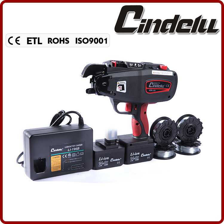 CE Approved Rebar Tying Machine with Li-ion Battery (XDL-25)