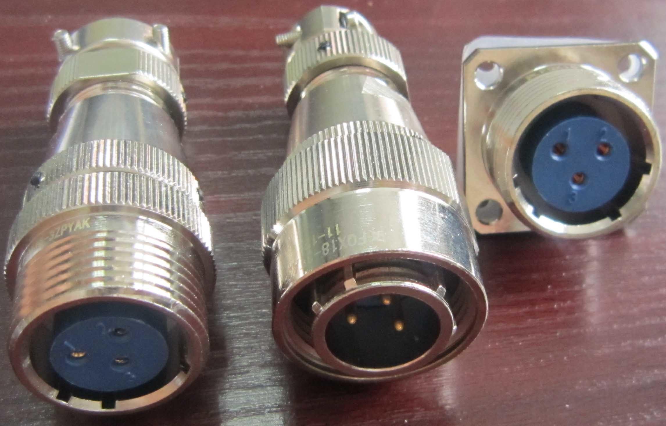 FQX18-3TAJ Special Connector