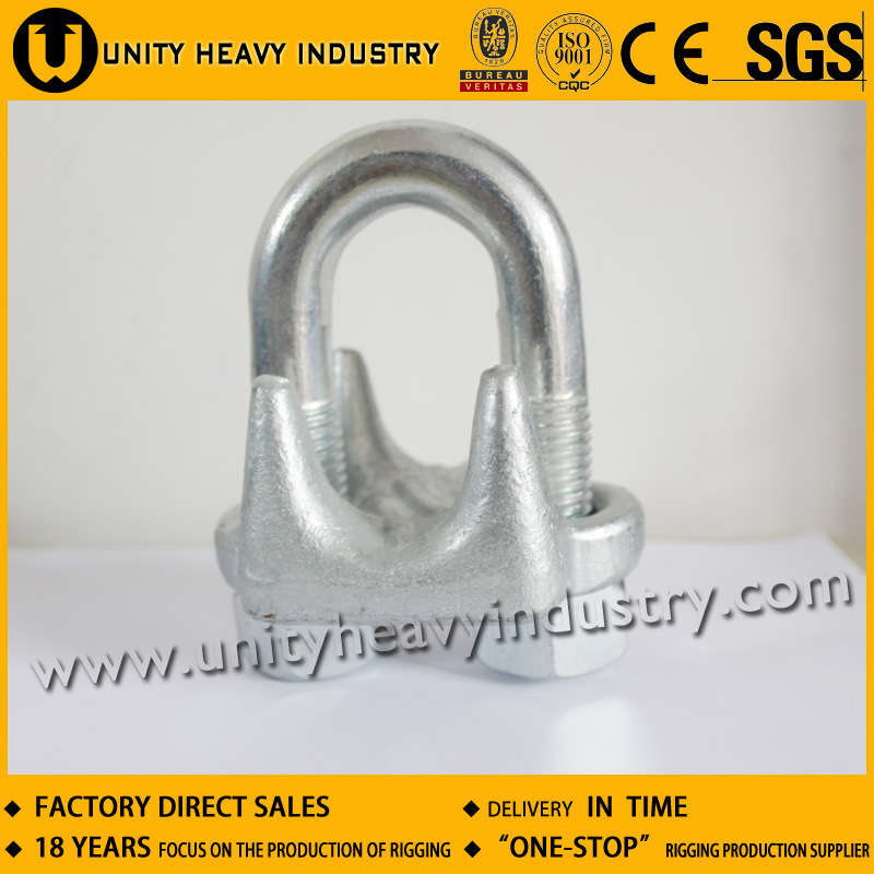 Us Type Drop Forged G450 Wire Rope Clip