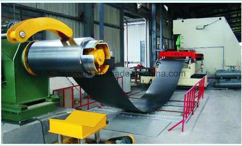 Decoiler and Decoling Machine for Punching Line