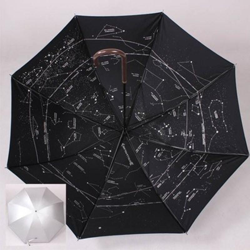 Auto Open Straight Cheap Custom Print Advertising Umbrella