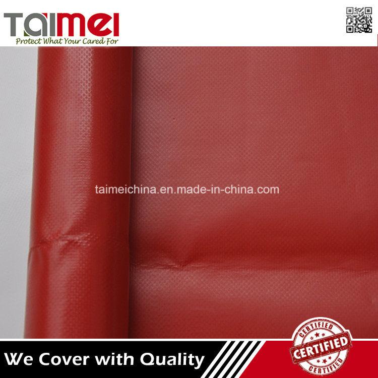 Multipurpose Waterproof PVC Coated Tarpaulin in Roll