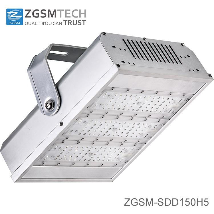 IP66 Aluminium Housing 150W LED Tunnel Light with UL cUL Dlc CB GS Certificates