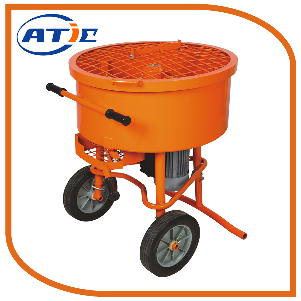 120L Portable Mortar Mixer