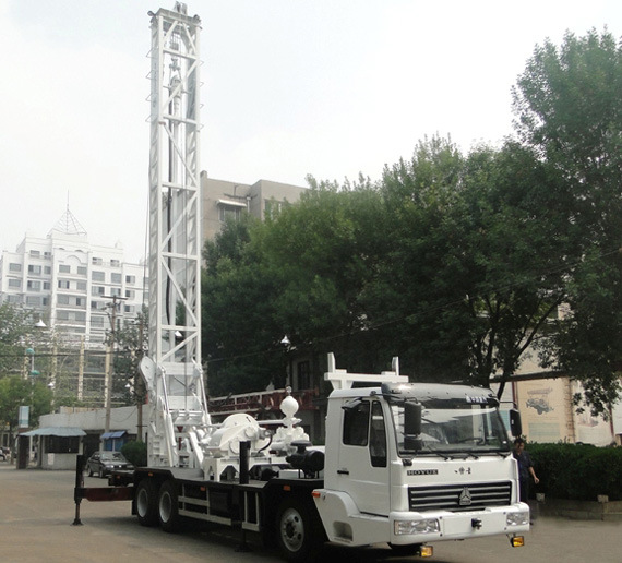 Water or Geothermal Borehole Drilling Equipment - WATER-84