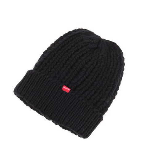 Good Quality Custom Fashion Winter Knitted Beanie Hat