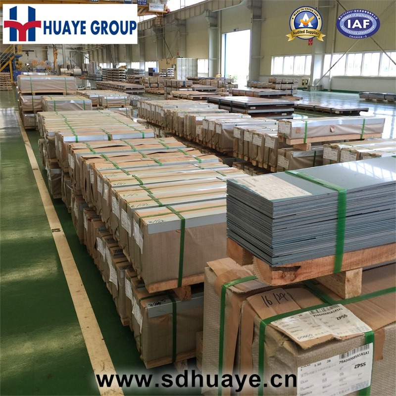 2017 Huaye Precision Inox Coil and Sheet