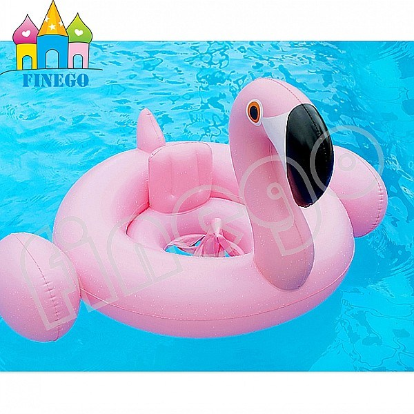 Baby Kis Inflatable Swan Flamingo Pool Floats Toy swimming Ring