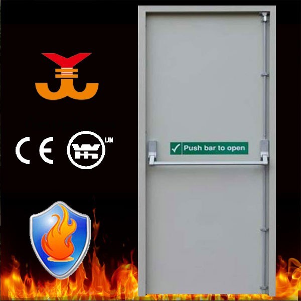 90-120mins Steel Fire Rated Door with BS