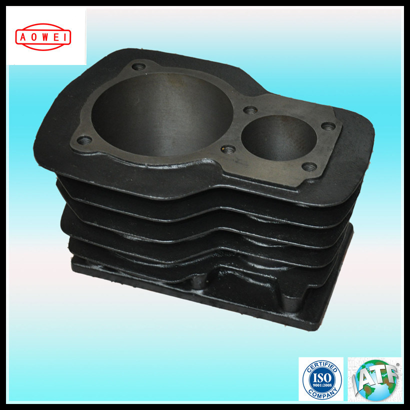 Cylinder Liner/Cylinder Sleeve/Cylinder Head/Cylinder Blcok/for Truck Diesel Engine/Hardware Casting/Shell Casting/Awgt-003