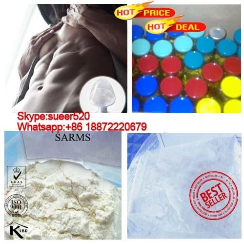 Muscle Building Sarms Ibutamoren Mesylate / Mk 677