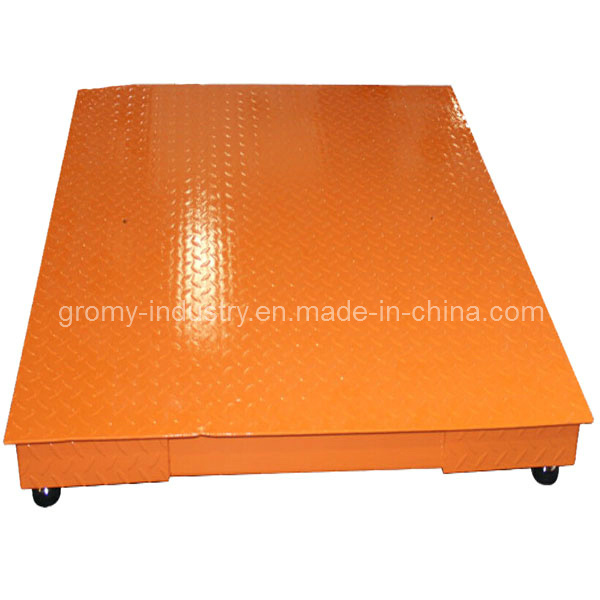 Digital Electronic Platform Weighing Floor Scale 1t to 3t