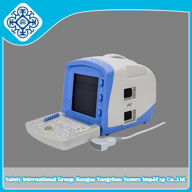 Portable B Ultrasound Scanner with Ce and ISO