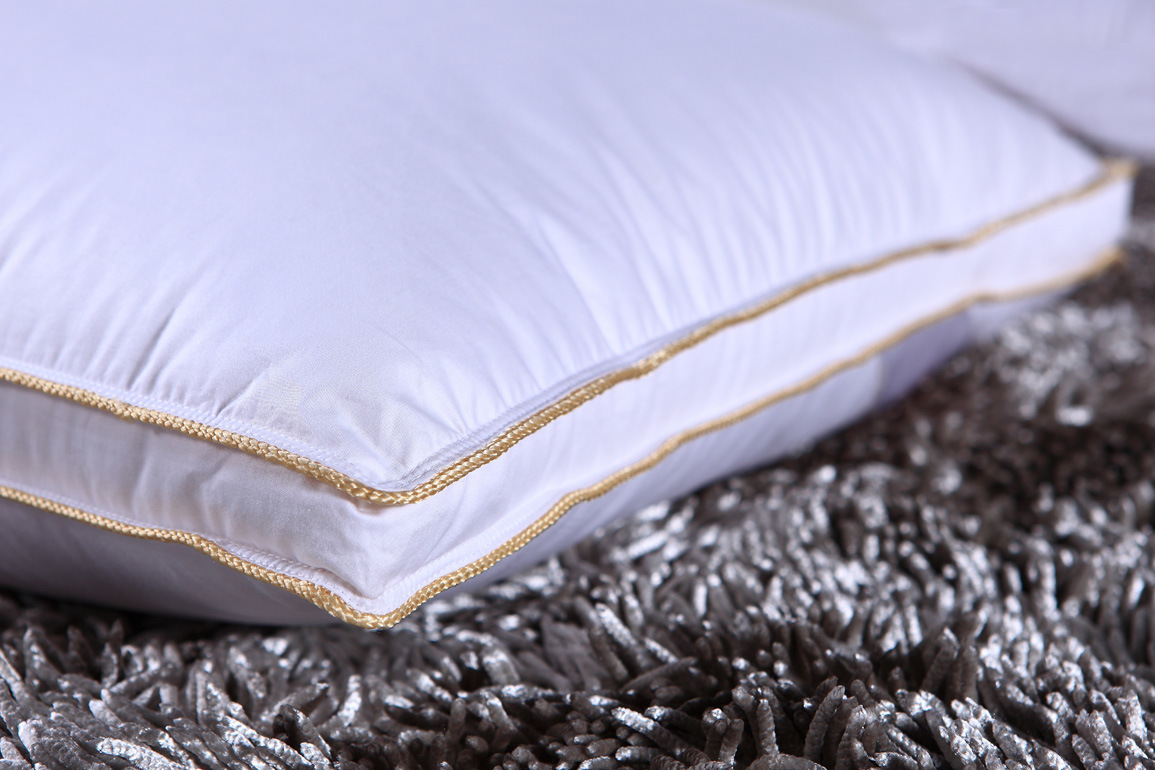 Ballfiber Feather Pillow, 233t Bleach