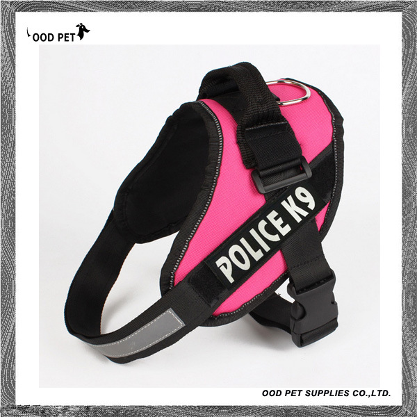 Non Pulling Dog Harness for Walking Dogs Sph9009