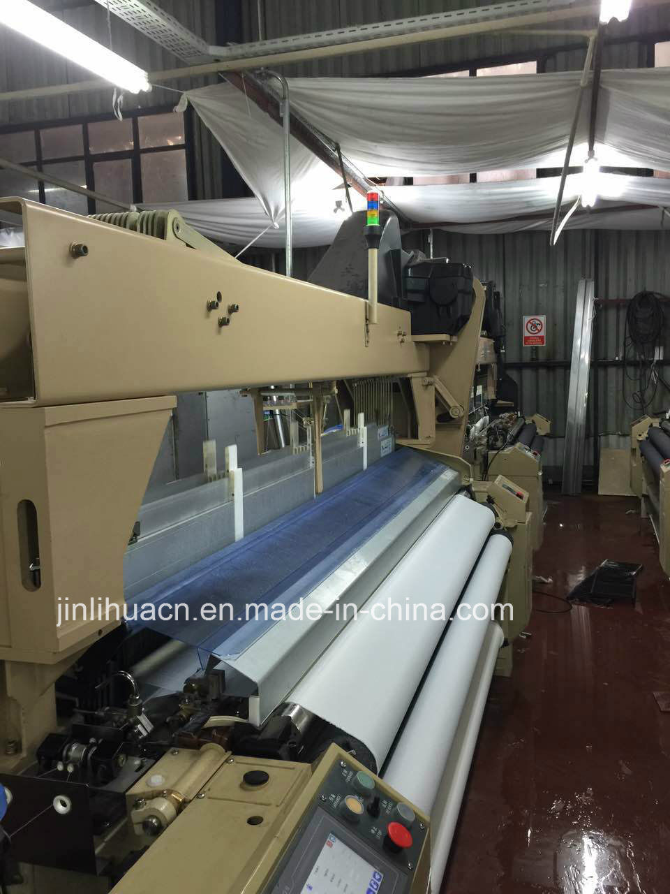 High Configuration Textile Machine Water Jet Loom for Heavy Fabric