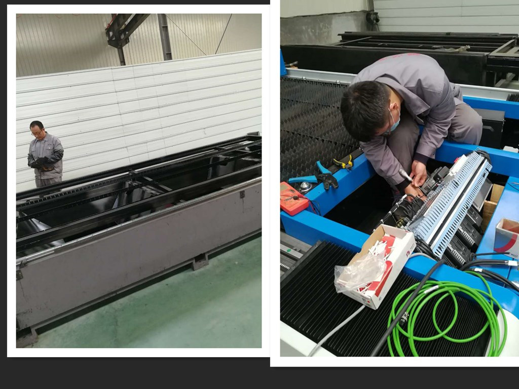 Chinese Manufacturer and OEM Laser Machine for Metal