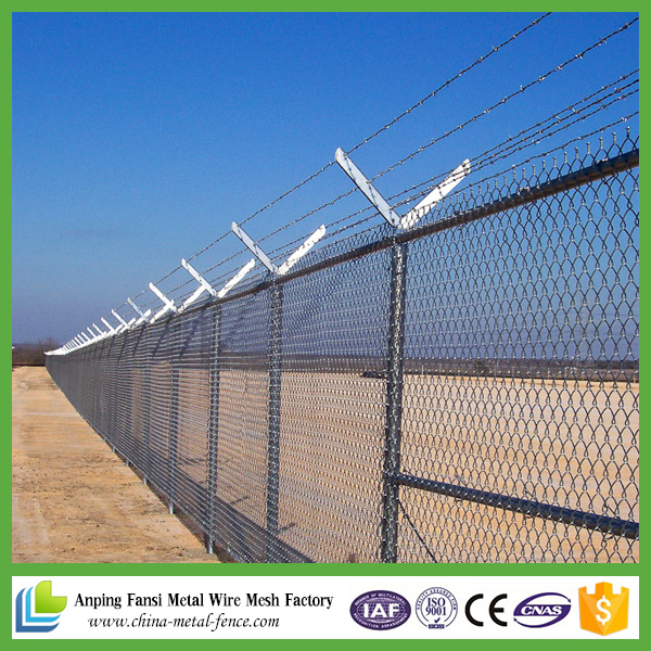Security Chain Link Fence / Chainmesh / Chain Mesh / Chain Wire Fence