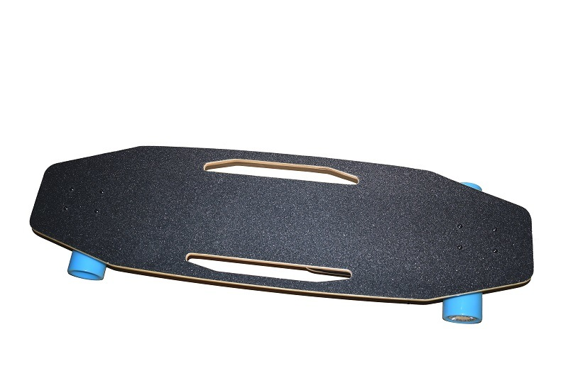 Four Wheel Electric Longboard/Skateboard with Remote Control