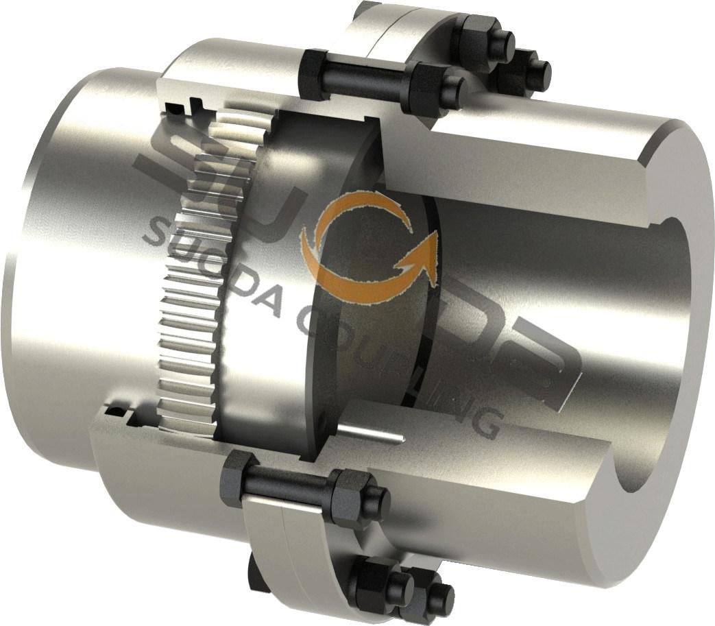 GA Series Gear Coupling for Transmission Sysytem