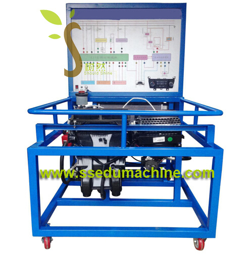 Educational Training Equipment Automotive Air Conditioning System Training Equipment