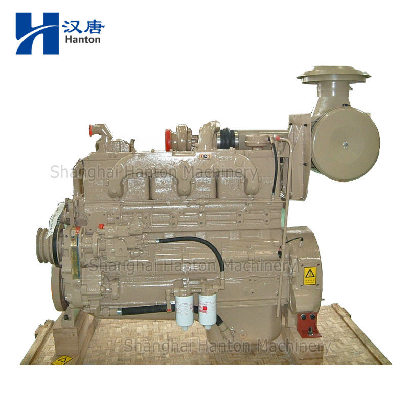 Cummins NTA855-C diesel motor engine for construction machinery truck crane loader