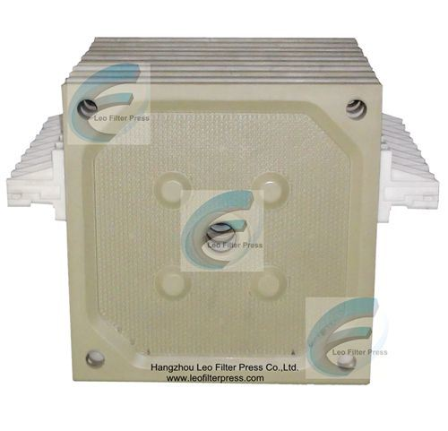 Leo Filter Press Chamber Filter Plate, Chamber Recessed Plate Filter Press Plate
